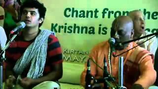 Day 4 Kamal Gopal Prabhu 2016 Kirtan Mela ISKCON Mayapur