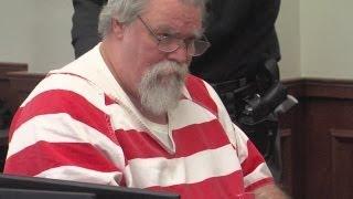 6pm: Richard Beasley gets death sentence