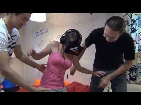 Oculus SEXY Rift 2017: The Best and Funniest OR Reactions Ever Compilation