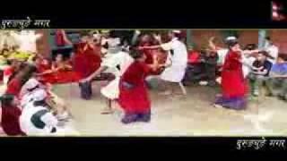 Nepali Lok Dohori Geet Lahuredai Chhuttima Ako Bishnu Khattri Majhi