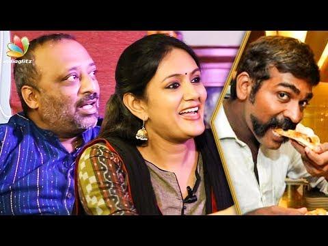 Xxx Mp4 Vijay Sethupathi Has Unique Eating Habits Chetan Devadarshini Interview 96 Movie 3gp Sex