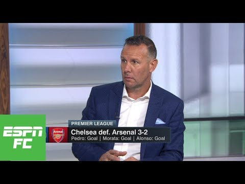 Xxx Mp4 Breaking Down Chelsea's 3 2 Win Over Arsenal Analysis ESPN FC 3gp Sex