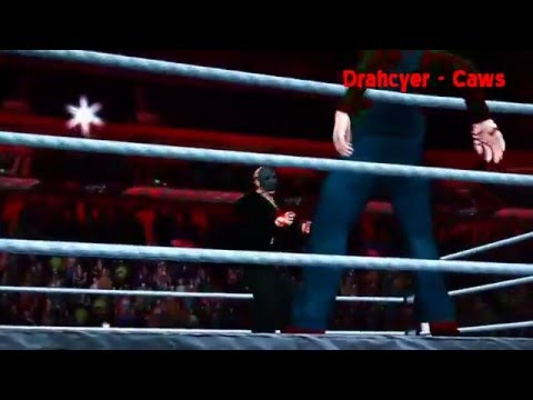 Horror Story Smackdown vs Raw 2011 Drahcyer Caws
