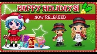 Happy Holidays 2014, 2015, 2016 Fantage music