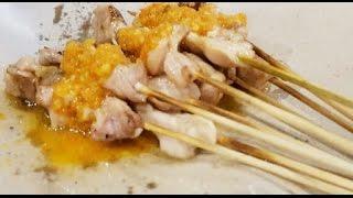 Resep Membuat Sate Taichan