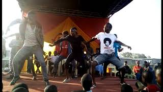 Thunder Squad Africa   Delete  By Jabidii Choreography