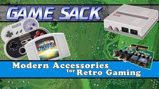 Modern Accessories for Retro Gaming - Game Sack