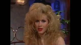 USA Up All Night 93 10 Rhonda Shear  Bill Maher  Canibal Women