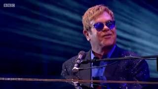 9. Levon - Elton John - Live in Hyde Park September 11 2016