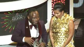 Flowking Stone Wins Award for the Very First Time 2017 VGMA