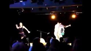 رقص سکسی دختری المانی در مسابقه رقص ایرانی 2016
