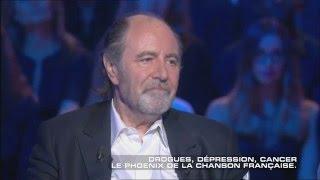 Michel Delpech revient sur sa vie dans Salut les Terriens