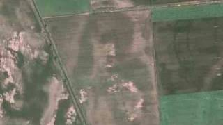 JESUS FACE OR CHARLIE CHAPLIN ON GOOGLE EARTH?