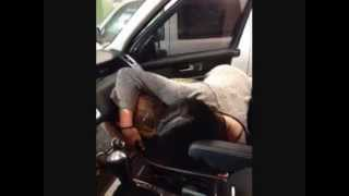 Kendall Jenner and Kylie Jenner ♥ fighting over the front seat