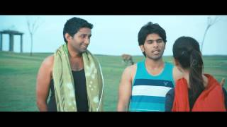 Gouravam | Tamil Movie | Scenes | Clips | Comedy | Songs | Yami Gautam comes to Allu Sirish's tent