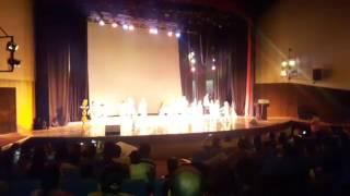 Dance Parformance at Abhinav theater Jammu