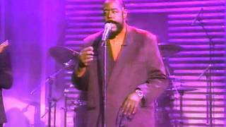 BARRY WHITE ON THE JON STEWART SHOW