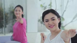 Yoga With Vicky Shu dan  Nourish Skin | Cantik Channel