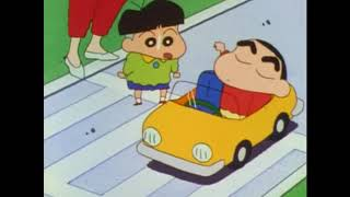 Shin Chan She Don't Know