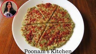 उल्टी प्लेट पर Zero तेल में बना super-healthy tasty नाश्ता, जादू है? सच है!/Panori|Poonam
