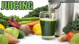 Juicing & Blending For Health