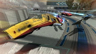 Wipeout Omega Collection Review - A Slice Of Old-School Arcade Fun