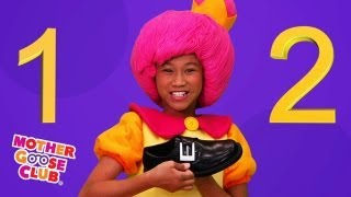 One Two Buckle My Shoe (HD) - Mother Goose Club Songs for Children