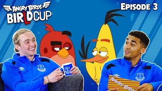 Angry Birds - BirLd Cup | The Interview - Ep.3