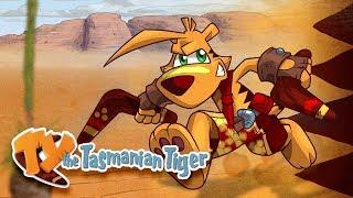 Ty the Tasmanian Tiger Full Movie All Cutscenes