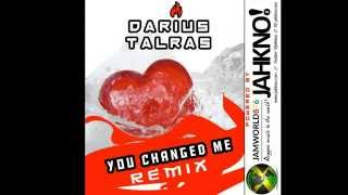 DARIUS TALRAS - YOU CHANGED ME REMIX FT. JAMIE FOXX AND CHRIS BROWN [MAY 2015] [MTAE3]