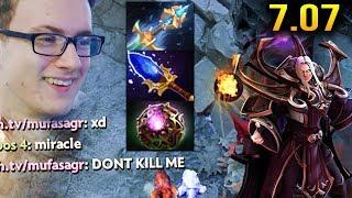 Miracle- Invoker KAYA 7.07b - Don't Kill Me Please Dota 2