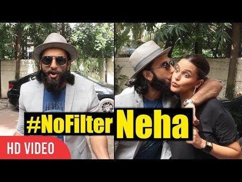 Xxx Mp4 Crazy Ranveer Singh With Hot Neha Dupia NoFilterNeha 3gp Sex