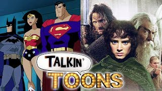 The Justice League Becomes The Fellowship of the Ring (Talkin