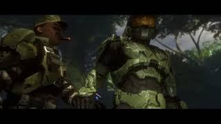 Halo 3 OPENING CENMATIC