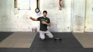 Exercise To Build Shoulder Strength + Stability And Improve Posture