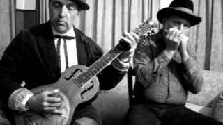 Blues Harp & Bottleneck Guitar Duet # 2 Blind Willie Johnson