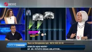 Kadın Doğum ve Tüp Bebek Uzmanı Op. Dr. Fethiye Ersan - Beyaz Tv Sağlık Zamanı 03.04.2016