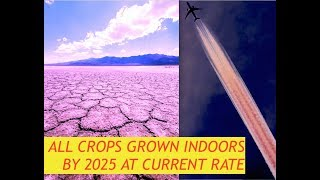 """Ex NASA Contractor Leaks,  """"Ozone's Current Rate of Decay, by 2025 Crops Won't Grow Outside"""""""