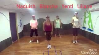 Omlaag - Gio ft. Keizer (Zumba choreo by: Blanche Peters)