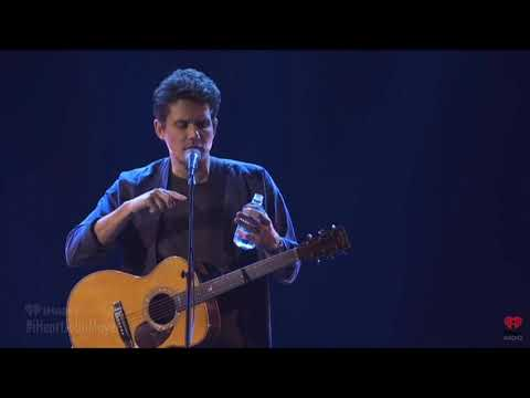 John Mayer - Your Body is a Wonderland (Live at iHeart Theater in LA 10242018)