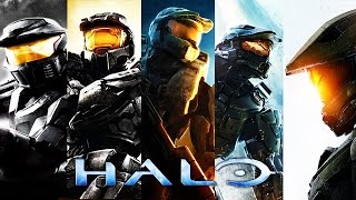 Halo: All Themes (Master Chief) - (Halo CE - Halo 5: Guardians) HD