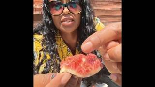 DO NOT WATCH THIS if you eat figs! You