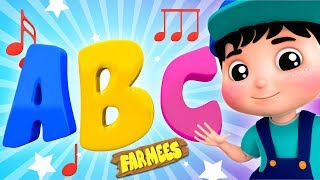 ABC Song | Learning Videos For Children by Farmees