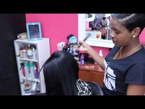 4 Dollz Only Quick Weave Bob Hair Tutorial
