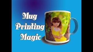 How to Print Your Photo on mug Using Electric Iron Ka Sach