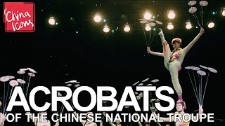 Inside the China National Acrobatic Troupe with star performer Di Hui | A China Icons Video