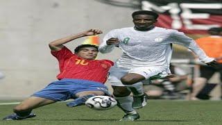 محمد نور ضد أسبانيا / كأس العالم 2006م - noor vs spain