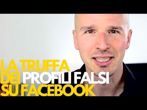La Truffa dei Profili Falsi su Facebook ecco come Funziona prima parte