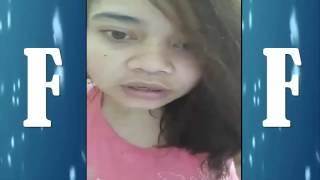 kocak dan gokil tingkah cewek live di fb | wanita imut menggemaskan berbagi video libe di facebook