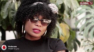 Global Tv Kenya : Exlusive Interview, Kush Tracy